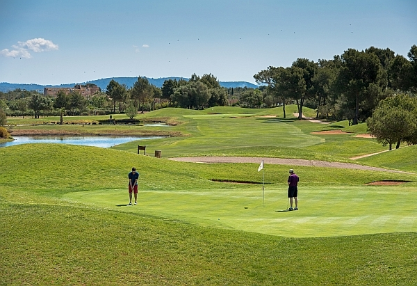Golfschule Mallorca - Golf Son Antem Resort