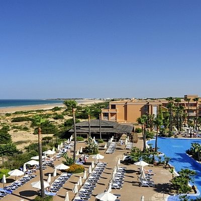 Hotel Hipotels Barrosa Park, Andalusien