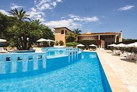 Hotel Sentido Pula Suites Golf & Spa - Pool + Finca