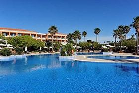 Hipotels Barrosa Palace Wellness und Spa 5*